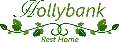 Hollybank Rest Home Logo